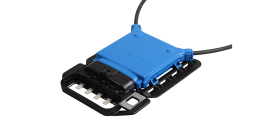 Energaia 2012 - HUBER+SUHNER presents the new modular junction box with integrated safety feature