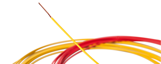 New: Silicone-free anti-capillary cable
