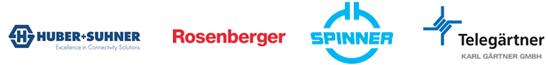 HUBER+SUHNER kündigt mit den Projektpartnern ein neues HF-Steckverbindersystem an