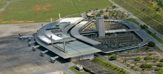 HUBER+SUHNER Wireless Expertise in demand at Brazil airports