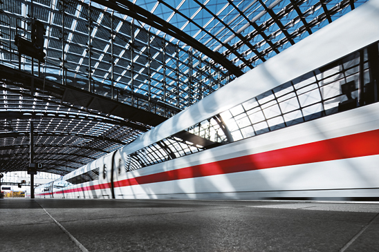 HUBER+SUHNER: alle Signale auf Grün im russischen Bahnmarkt