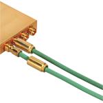 SMPM-T, kleinster geschraubter Standardverbinder auf dem Markt