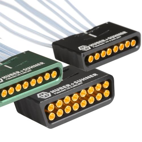MXP18 –18 GHz/18 Gbps Multikoax Test Lösung