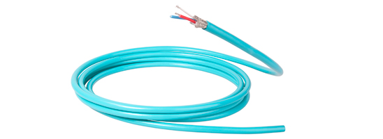 HUBER+SUHNER launches 120 ohm databus cable for rail vehicles as per EN 45545-2