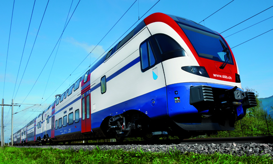 SBB feasibility study confirms the suitability of HUBER+SUHNER components for railway gigabit networks