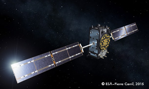 Satellites nine and ten join the growing Galileo constellation – with HUBER+SUHNER radio frequency components on board once again