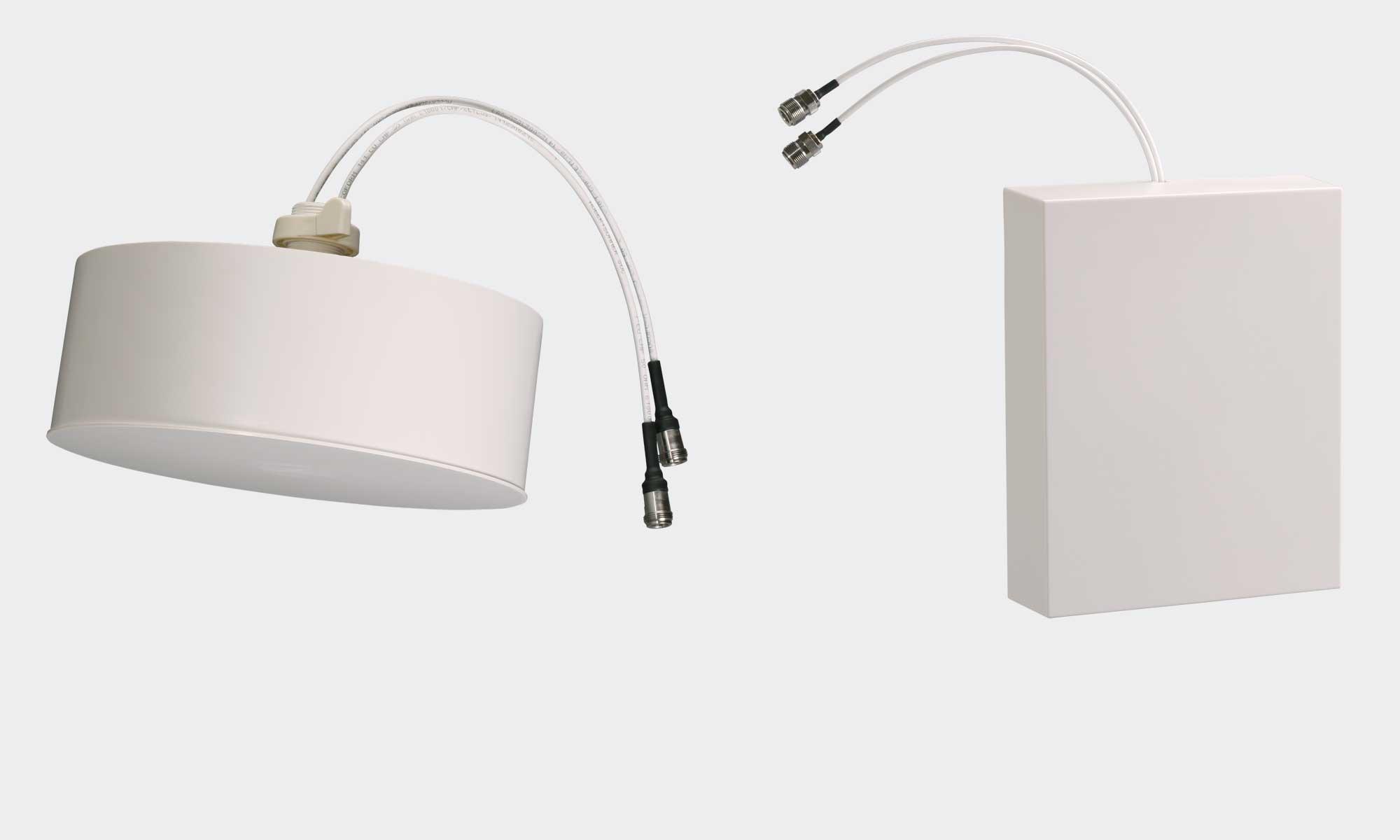 New revolutionary SENCITY antennas for IBC and DAS applications