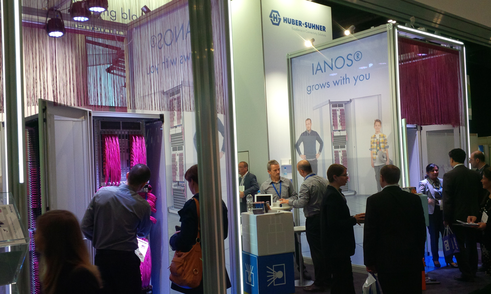 IANOS® successfully launched at Data Centre World London