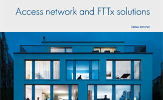 First FTTx solutions catalogue launched