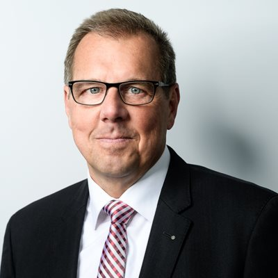 Urs Kaufmann, Chairman of the Board