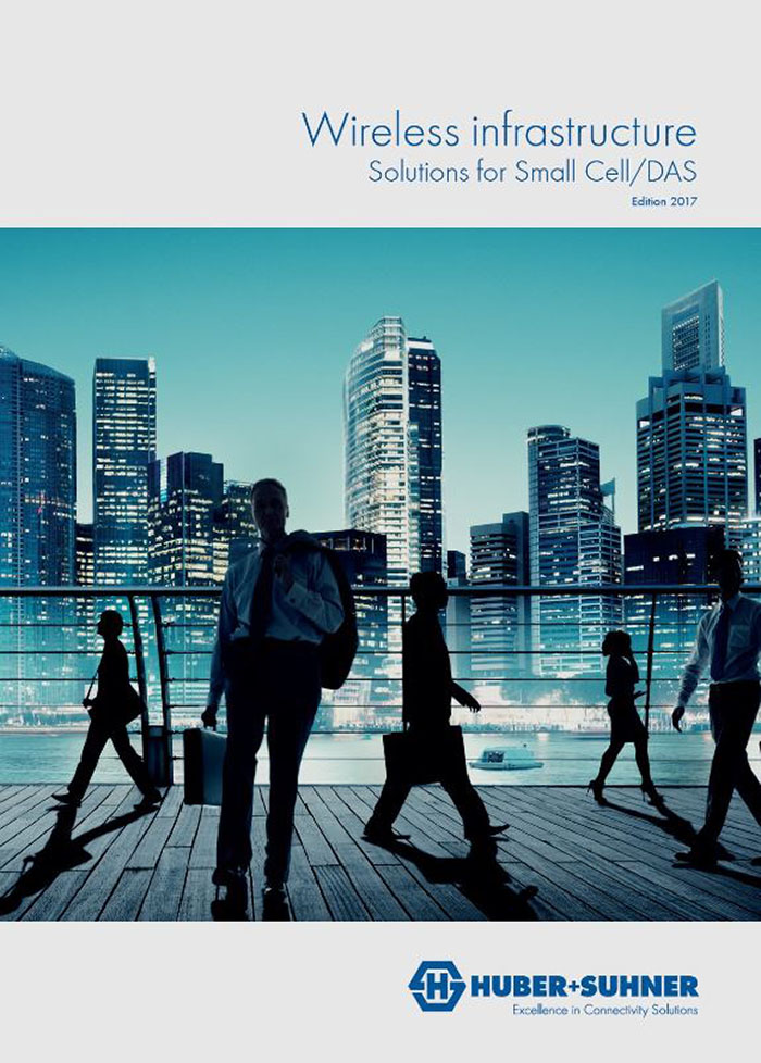 NEW: Catalogue for Small cell and DAS applications