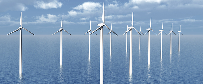 Perfect monitoring and control for offshore wind turbines