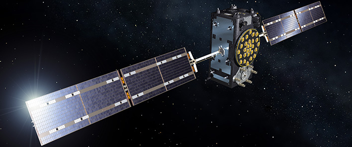 Satellites 9/10 join Galileo with our RF components