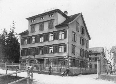 Founder house, Herisau, Switzerland, 1894