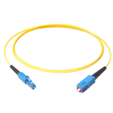 LC push-pull / SC simplex patch cords