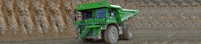 World's largest electric vehicle with RADOX® cables