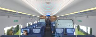 Schnelles Internet an Bord mit den neuen Wi-Fi 6E Antennen