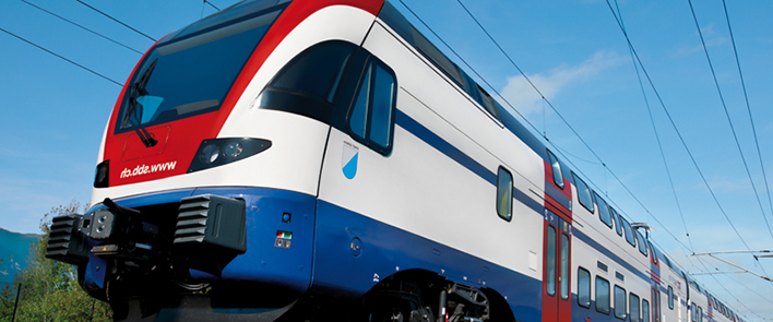 SBB feasibility study confirms the suitability of HUBER+SUHNER components for railway gigabit networ