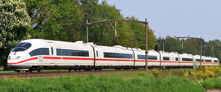 Deutsche Bahn relies on fiber optics and RADOX
