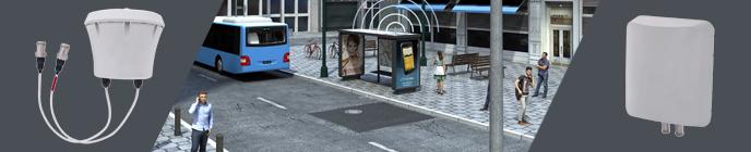 SENCITY® Urban: 5G Abdeckung im urbanen Gebiet