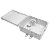 Ruggedised outdoor distribution box large
