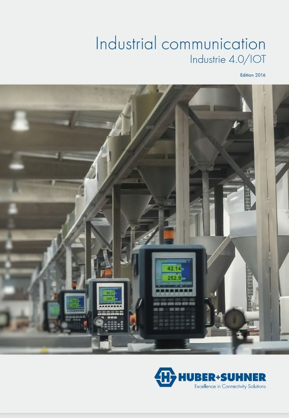 New brochure: Industrial communication