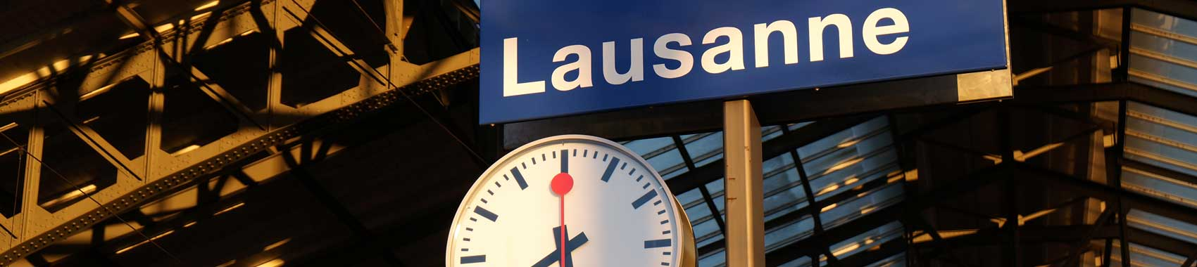 Small Cell for Lausanne Railway Station