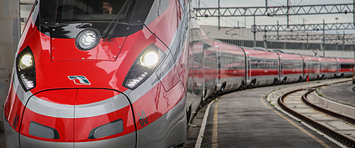 Cable systems for Italy's high-speed trains