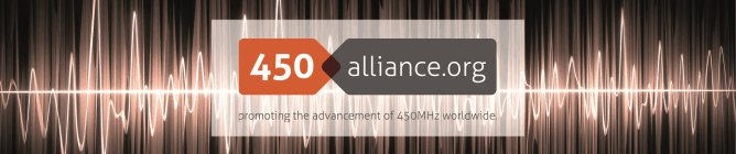 HUBER+SUHNER becomes newest member of the 450 MHz Alliance.