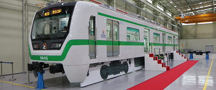 Connecting the Seoul Metro with the next generation of rail technology