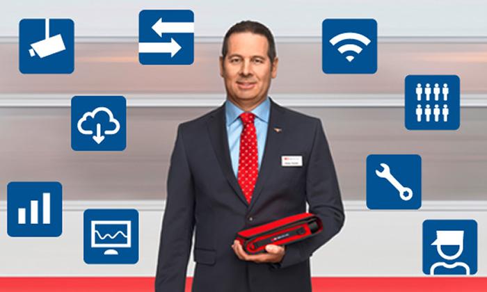 Neue Produkte an der InnoTrans 2016