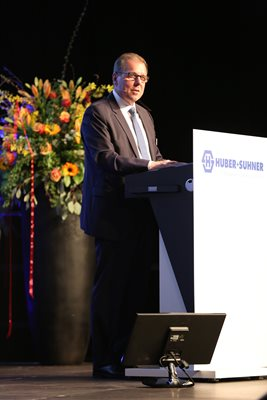 Urs Kaufmann, Chairman of the Board of Directors, Annual General Meeting 2019
