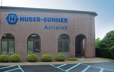 HUBER+SUHNER Astrolab in Warren, USA