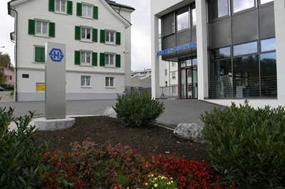 Headquarter in Herisau, Switzerland