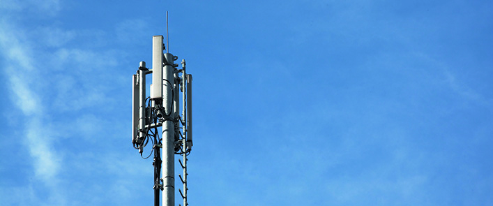 Complete solution for LTE upgrade of cell sites