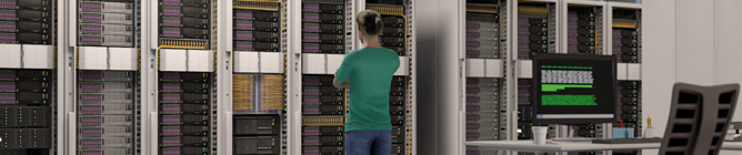 All-optical switching solutions for network test labs