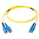 LC push-pull / SC duplex patch cords