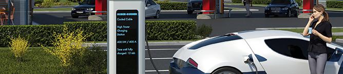 Erfolgreiche Zukunft für elektrische Automobile