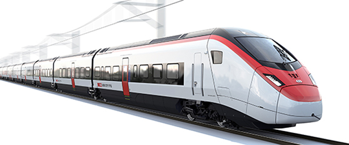 RADOX cables for EC250/Giruno trains