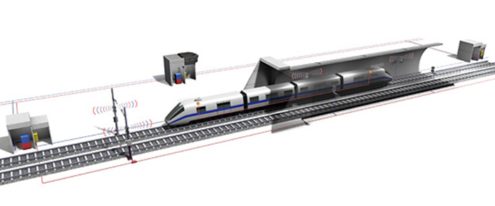 Higher capacity and safety with CBTC system