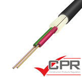 Glass-armoured multi-fiber loose tube cables TWINTUBE – up to 24 fibers